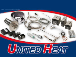 United Heat for Sales, Design & Manufacture of Electric Heating Elements, Thermocouples and Temperature  Related Products in Gauteng South Africa